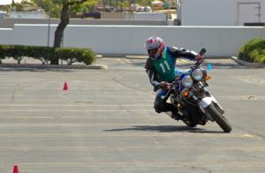 M Gymkhana Practice Aug 3 - JBush2