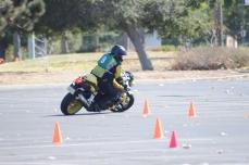 Erik Ziegler riding smoothly