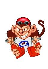 Monkey Logo 2016 Brake